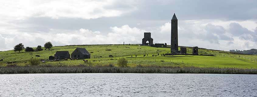 Devenish Island Monastic Site