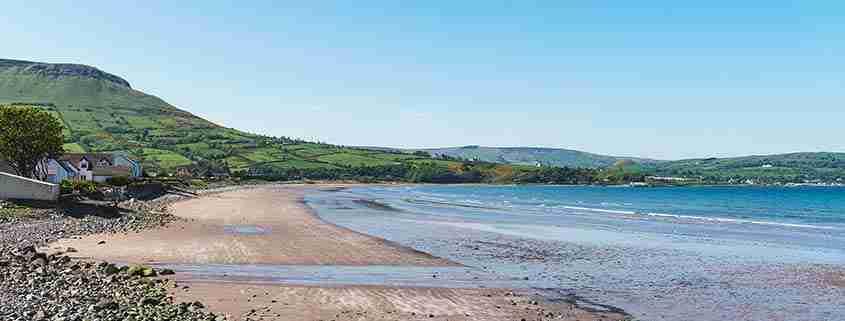 Glenariff Beach