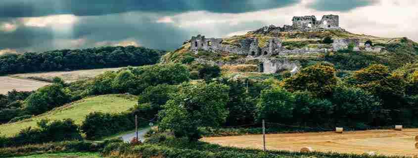 Rock of Dunamase, Contea di Laois