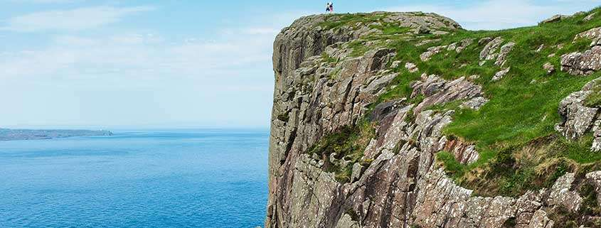Le scogliere di Fair Head
