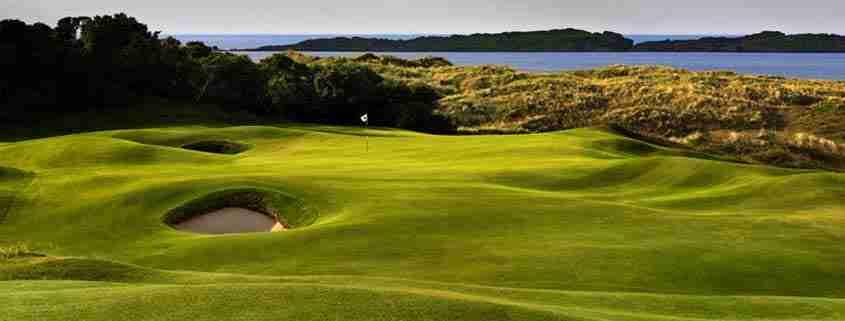 Golf a Portrush