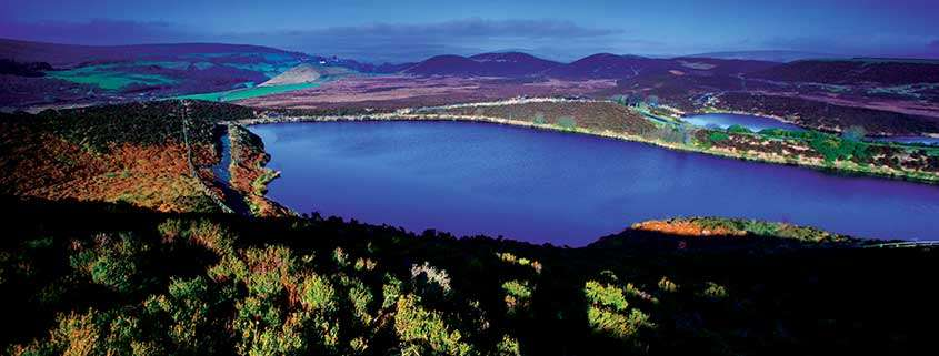 Gortin Glen lago