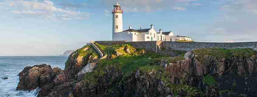 Fanad Head, Lighthouse