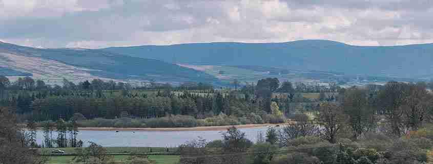 Lago Blessington