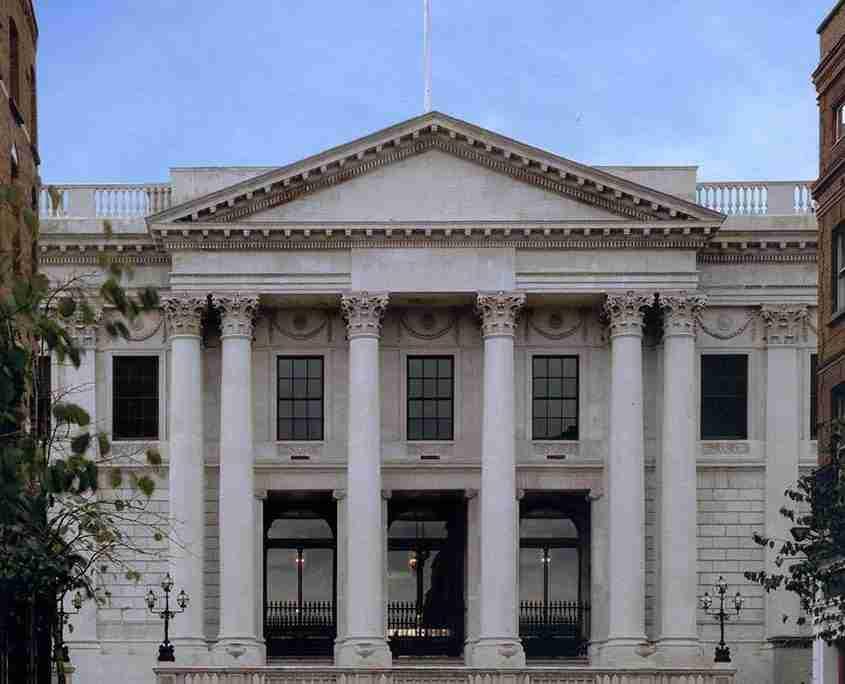 Dublin's City Hall