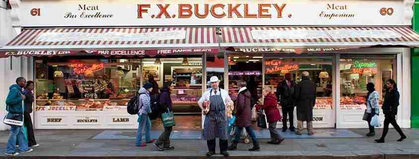 FX Buckley