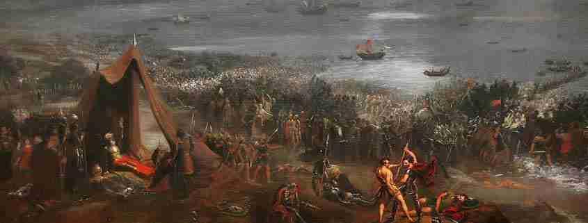 La battaglia di Clontarf
