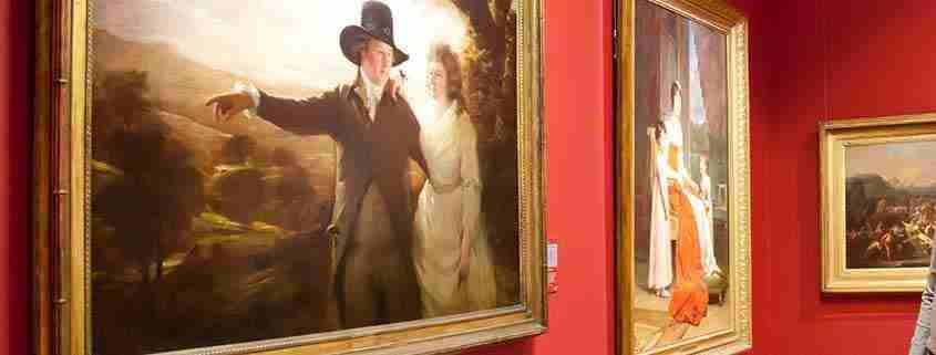 Opere alla National Gallery of Ireland