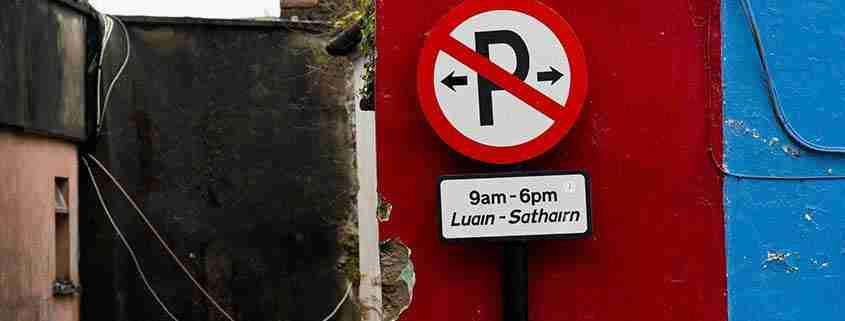 parcheggi in irlanda