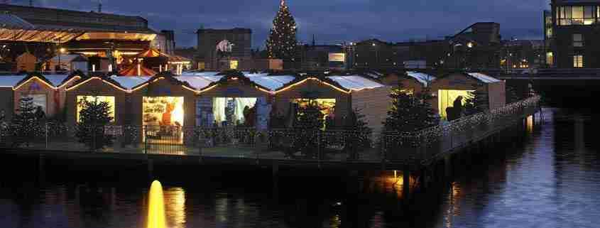 Dublin Flea Christmas Market
