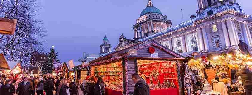 Mercatini di Natale a Belfast