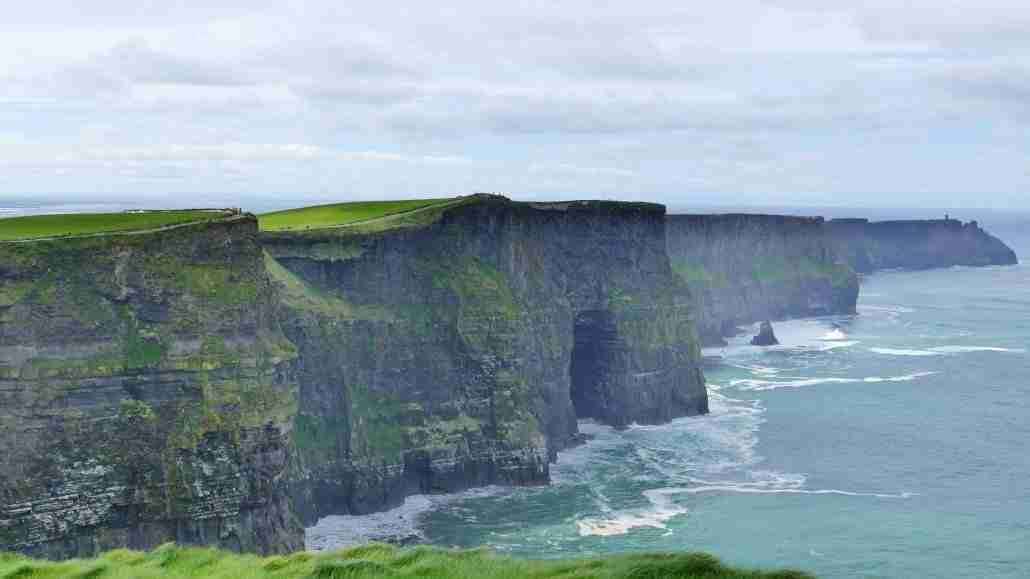 Cliffs of Moher, le scogliere d'Irlanda