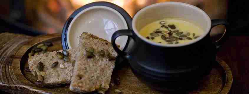 Soup, zuppe irlandesi e antipasti