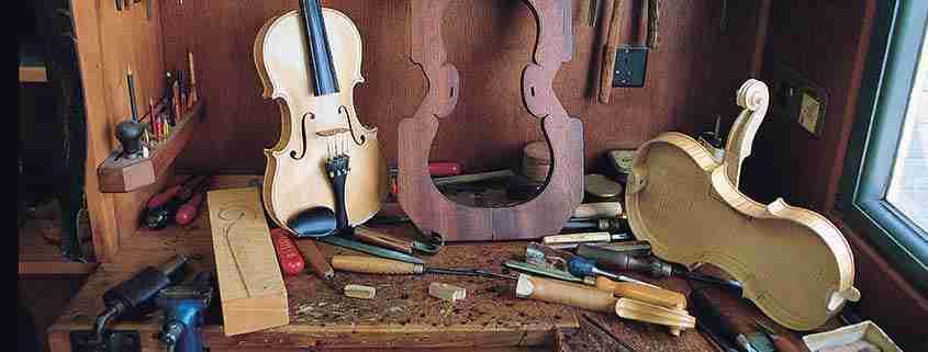Gli strumenti musicali irlandesi