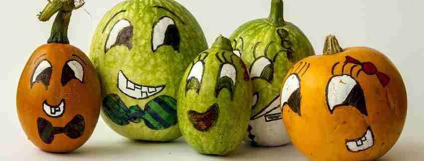 Immagini di zucche halloween da disegnare