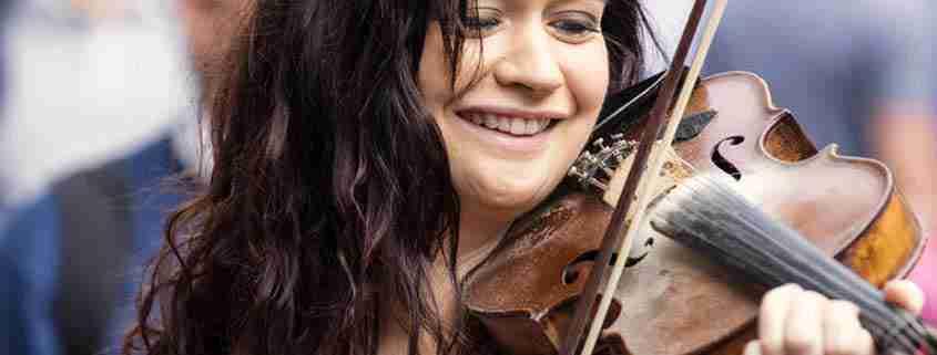 Fiddle, il violino irlandese