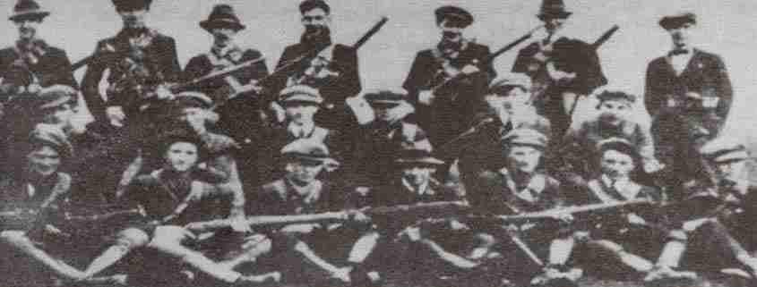 esercito irlandese, indipendenza