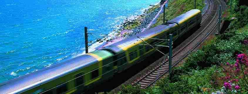 Spostarsi in treno