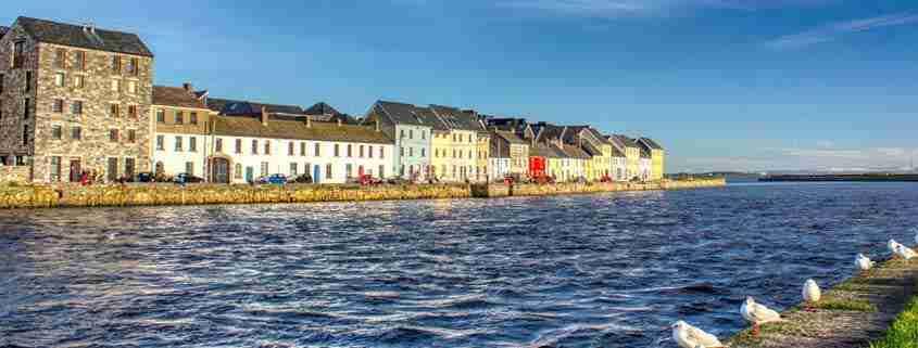 Villaggio dei pescatori di Claddagh