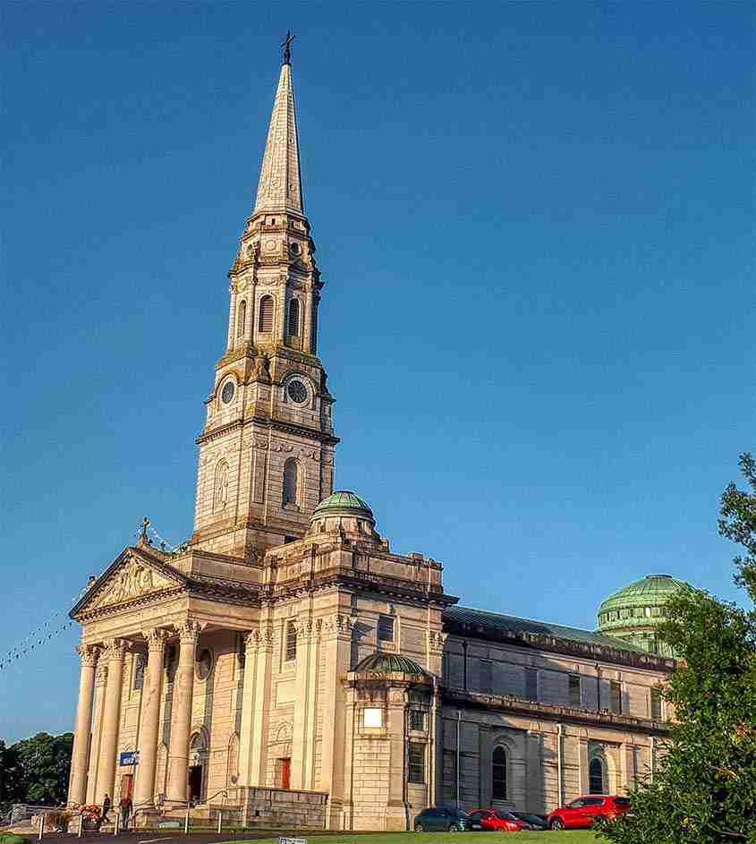 Cathedral of St. Patrick & St. Felim, Cavan Town