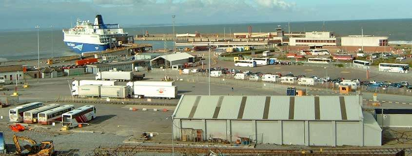 Rosslare Harbour, Europort
