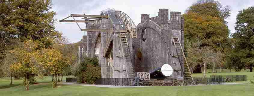 Il Grande telescopio di Birr