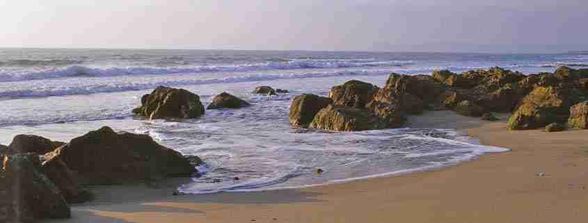 La spiaggia di Dungarvan