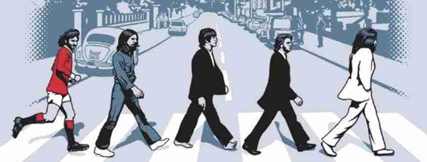 Il Quinto Beatles, abbey roads