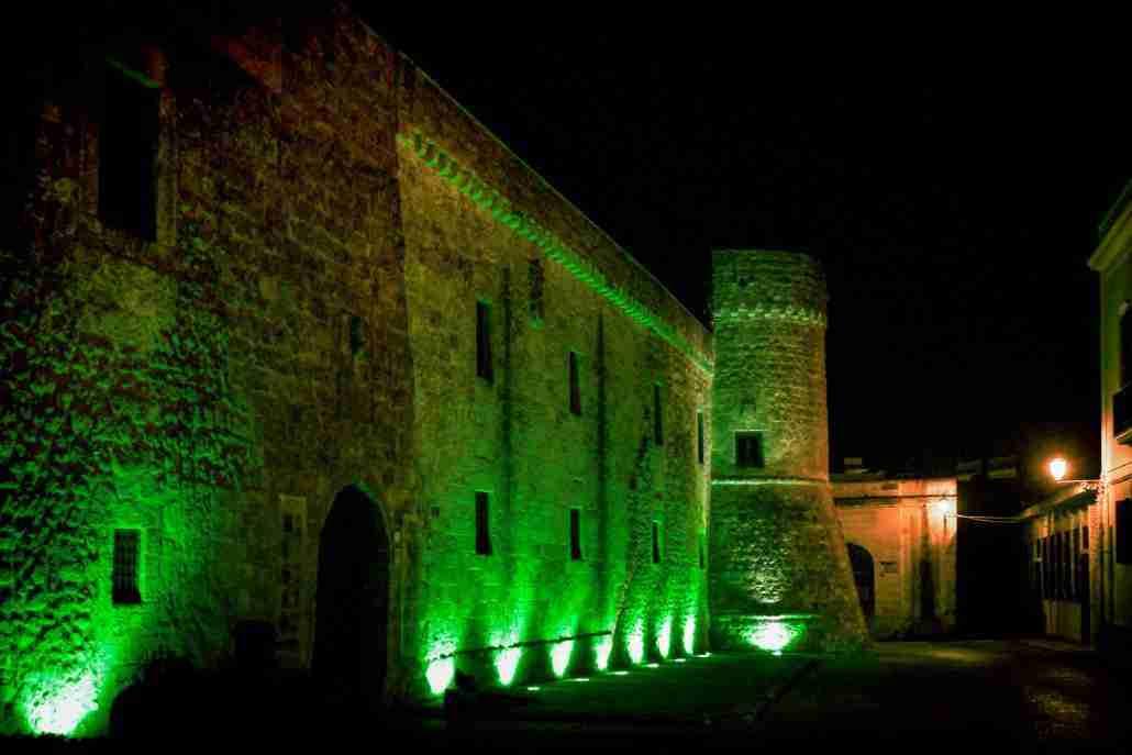 Castello Medioevale, Presicce Acquarica