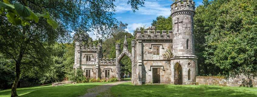The Gate Lodge, Ballysaggartmore, Lismore