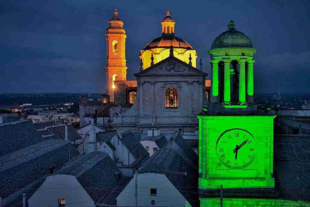Torre dell'orologio, Locorotondo