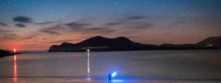 Cinema irlandese, Dark Sky Reserve Star Wars