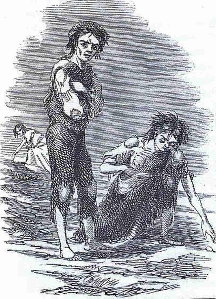 La Grande Carestia, emigrazione irlandese