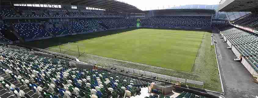 Windsor Park, Stadio di Belfast