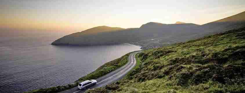 Auto in Irlanda