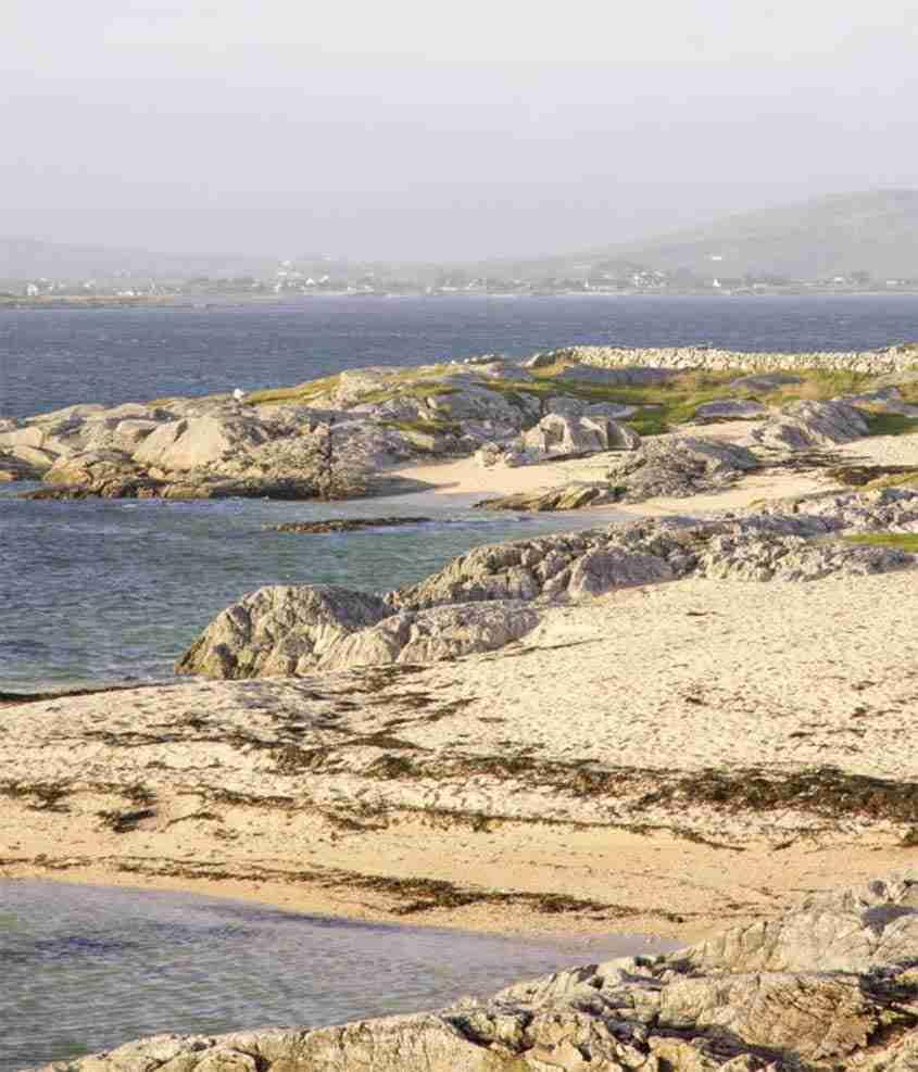 Le spiagge di Carraroe