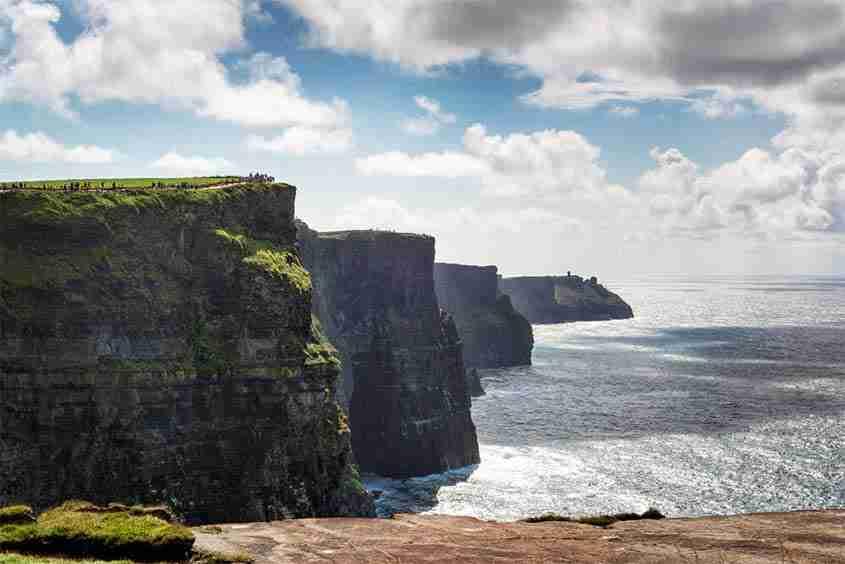Cliffs of Moher, le celebri scogliere d'Irlanda