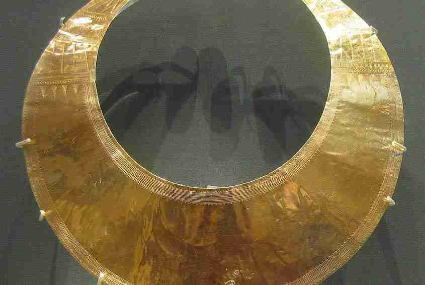 L'ornamento prodotto nell'età del bronzo