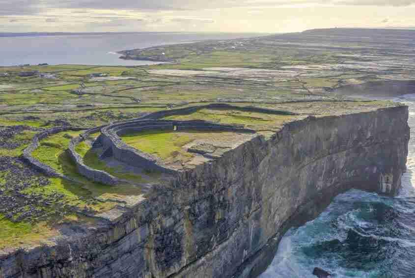I primi abitanti d'Irlanda