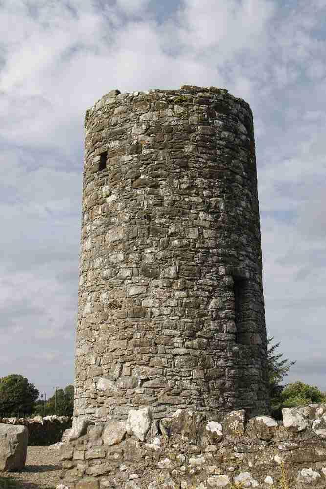 Drumcliff Round Tower