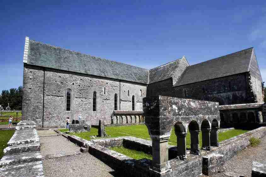 Ballintubber Abbey, Castlebar