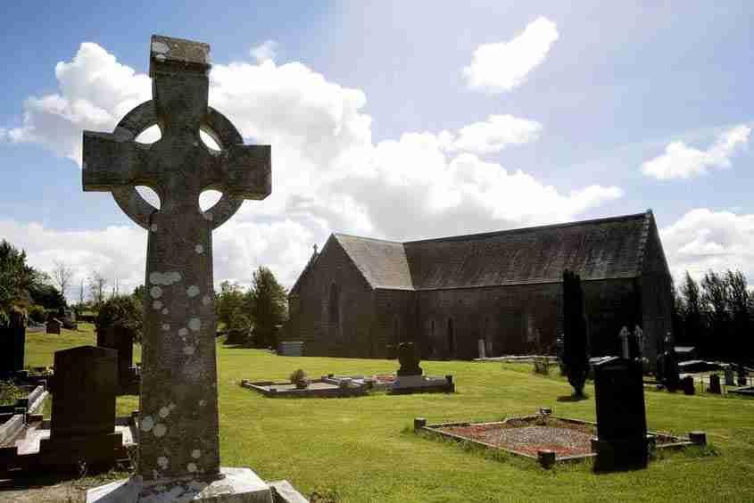 Ballintubber, Celtic Cross