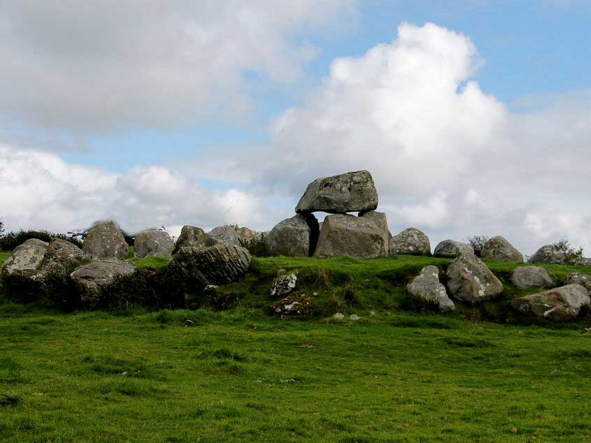 Carrowmore Megalithic Passage Tomb Cemetery