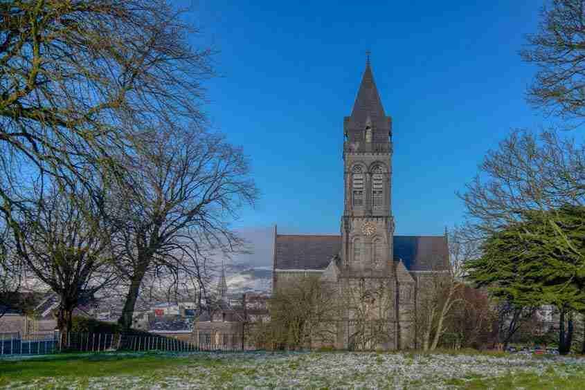Cathedral, Sligo Town