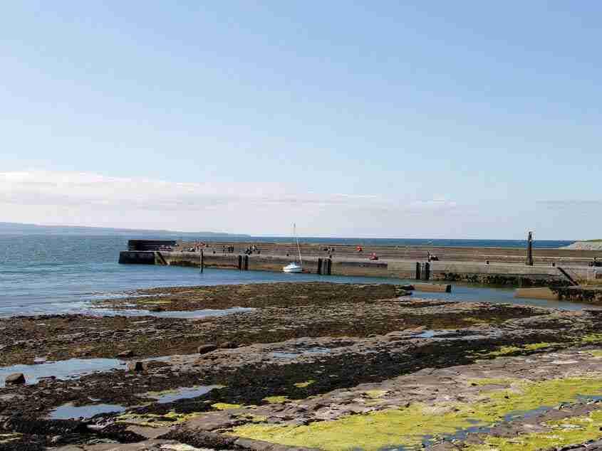Inishcrone Pier, Enniscrone