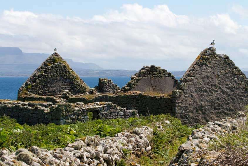 Inishmurray Island, Sligo