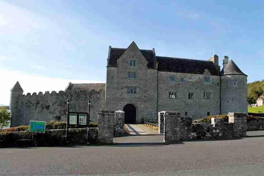 Parkes Castle, Co Leitrim