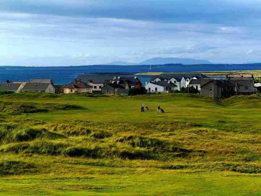 Strandhill Golf Club e villaggio
