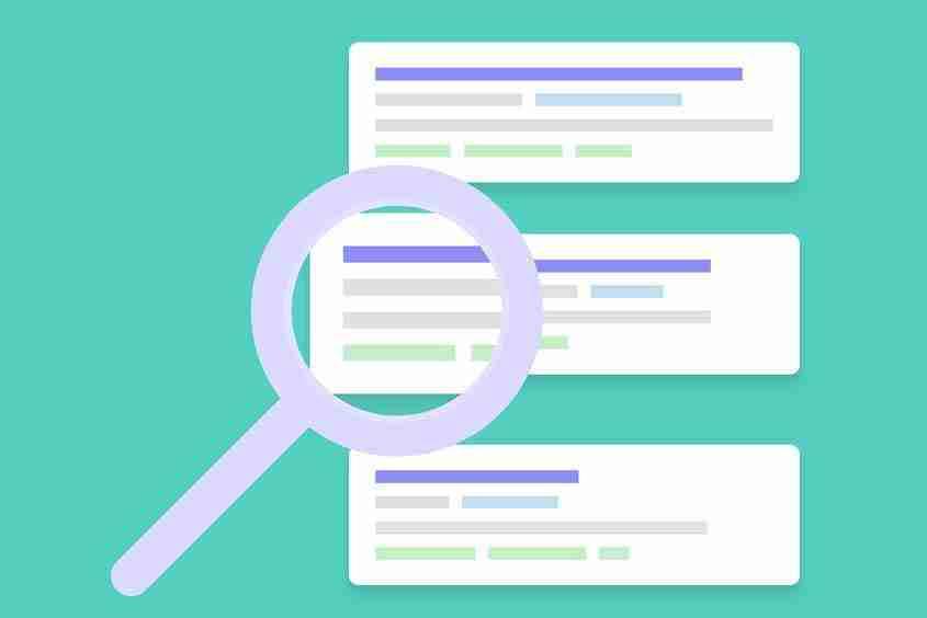 Motori di ricerca in Internet