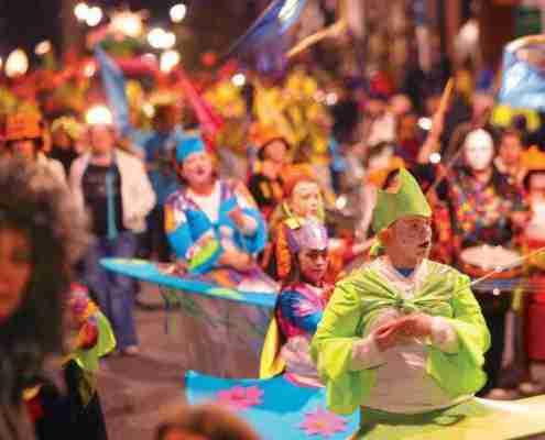 Banks of the Foyle Hallowen Carnival